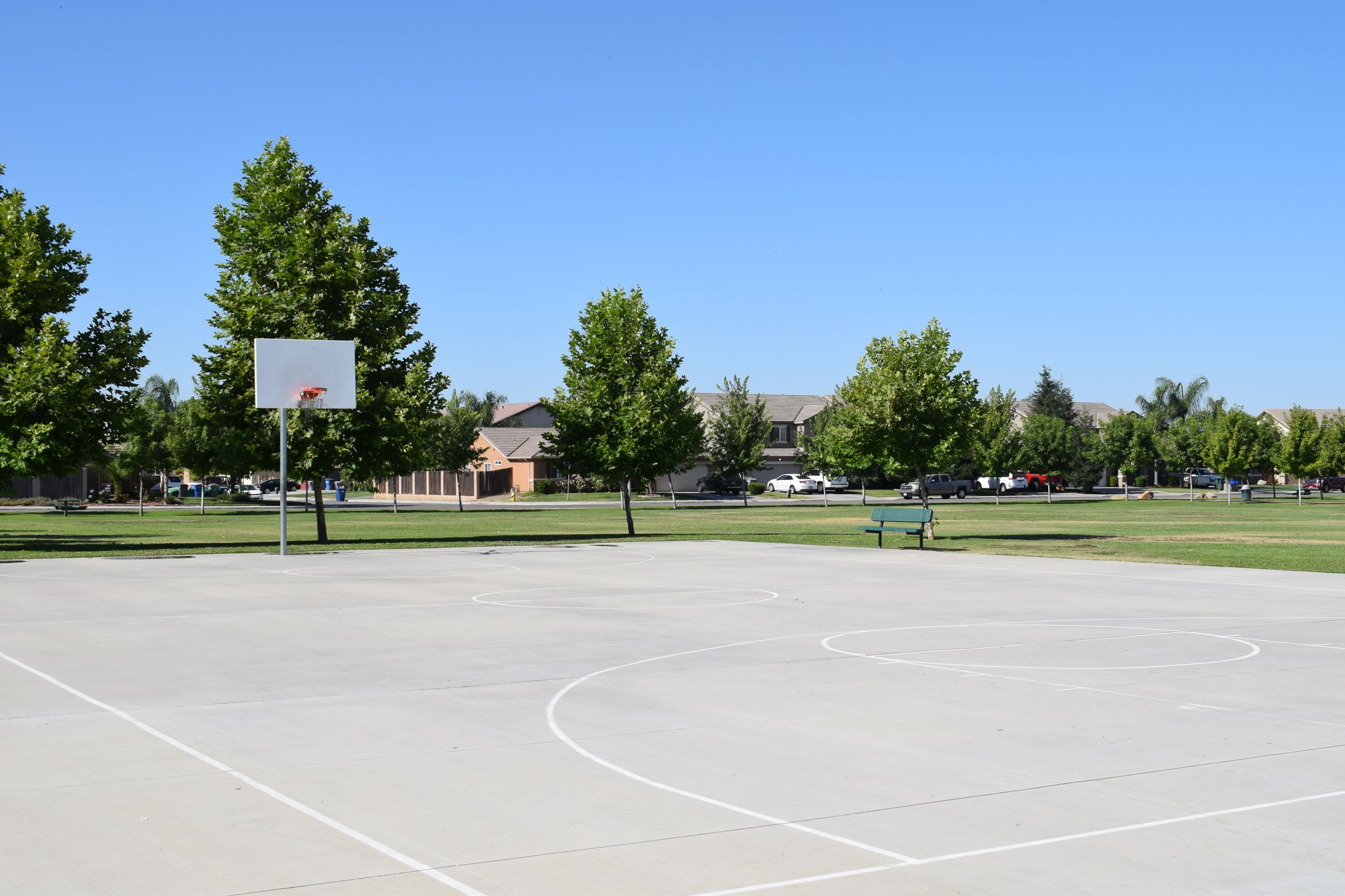 Veneto Park Basketball court