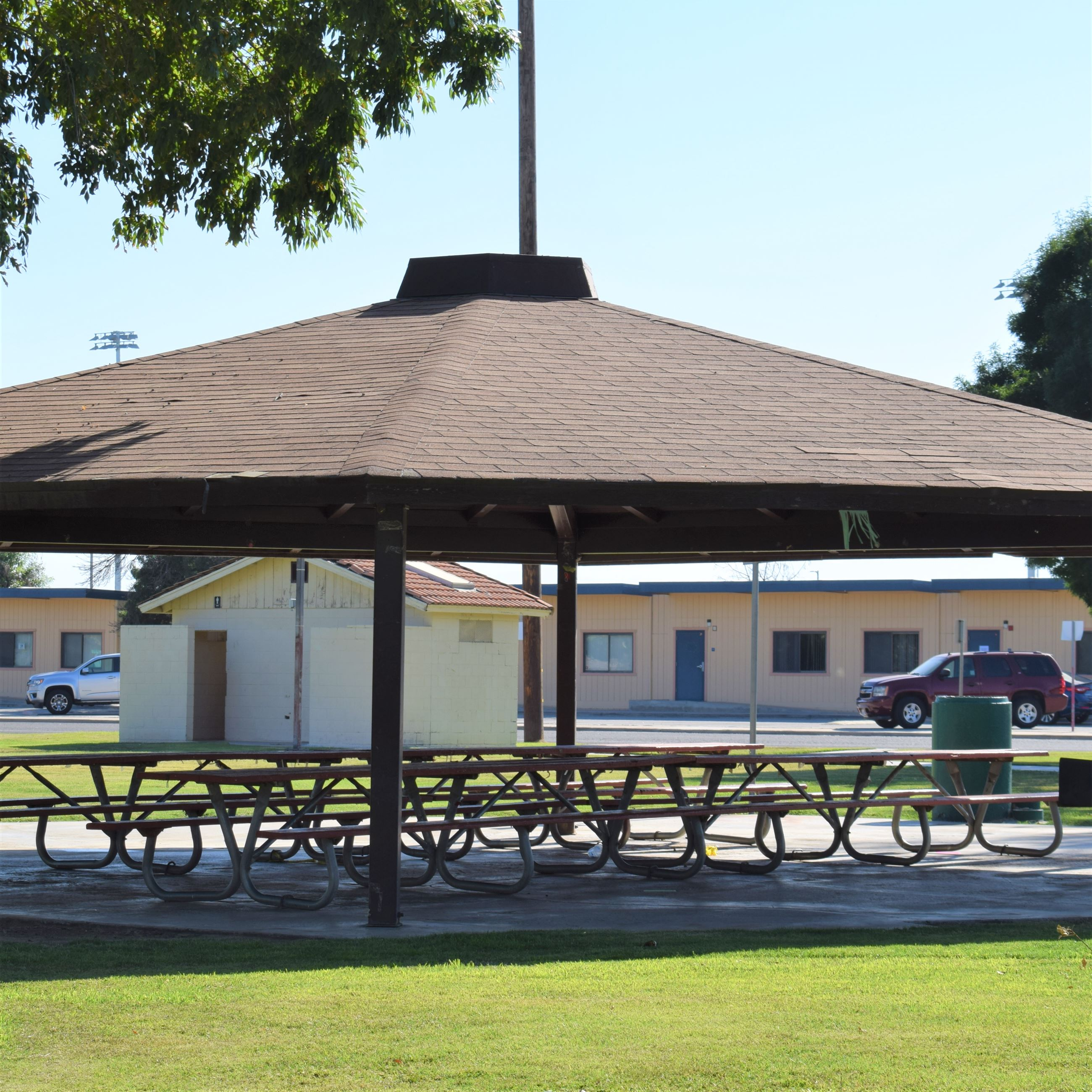 Cecil Park North Gazebo